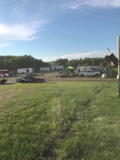 Thunder Mountain Speedway, Bottineau, North Dakota
